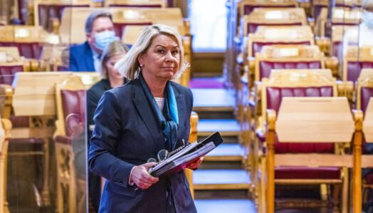 Mæland vil ha egen forbrukerkjøpslov for apper og strømmetjenester