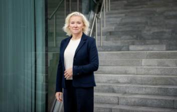 HR-direktør i NHST Helga Bollmann Leknes.