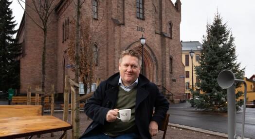 Eirik Mosveen blir politisk redaktør i Avisa Oslo