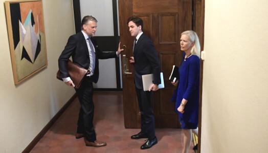 Sveriges «tause» diplomati skal granskes