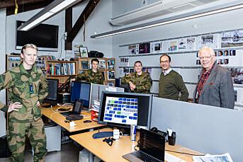 Vernepliktige journalister tilbake i Forsvarets forum-redaksjonen