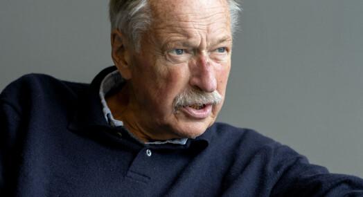Kaggestad ble alvorlig syk: – Var midt mellom levende og død