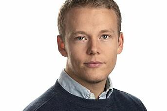 Daniel Røed-Johansen er ansatt som sportskommentator i Aftenposten
