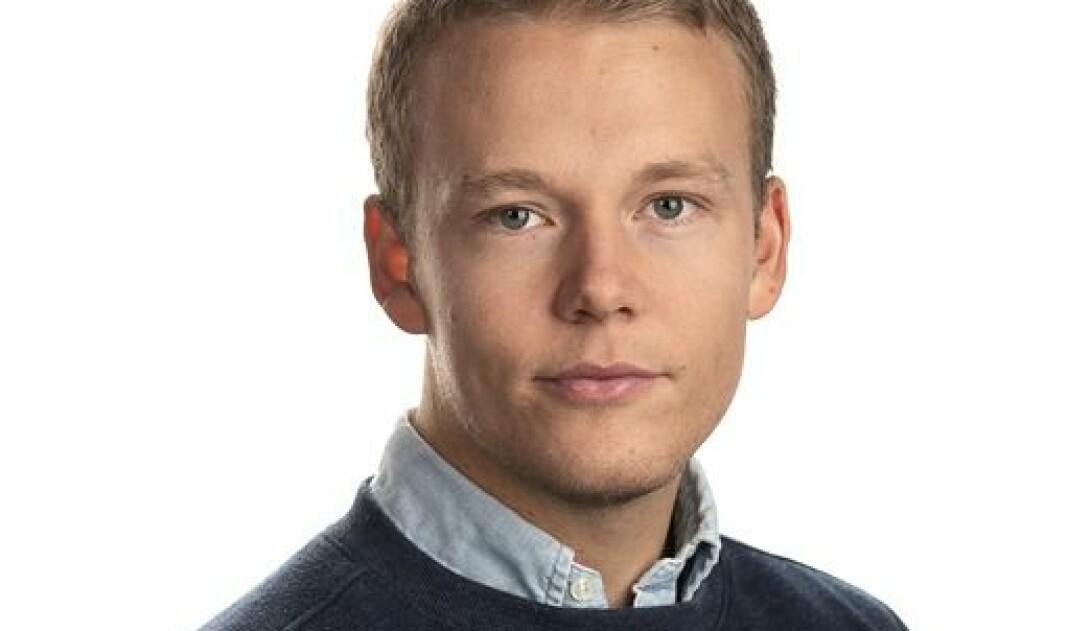 – Selv føler jeg at dette er noe jeg har jobbet mot siden jeg var 14 år, sier Daniel Røed-Johansen, som nå blir sportskommentator.