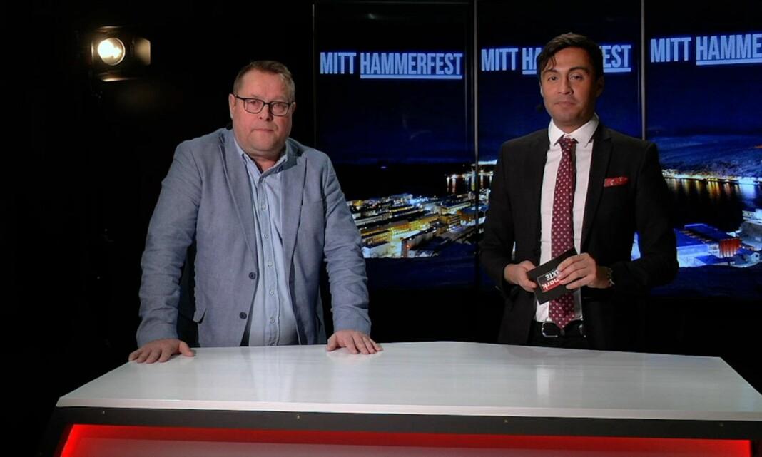 Amedia lanserer ny lokalavis i Hammerfest