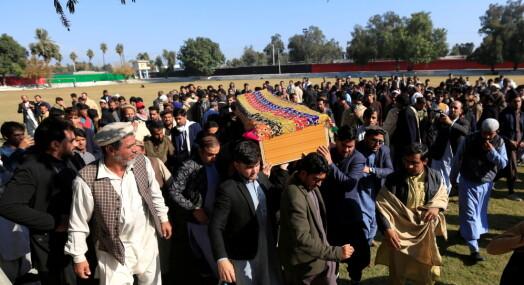 Kvinnelig TV-anker drept i Afghanistan