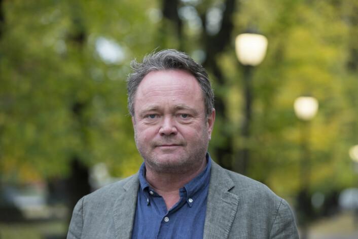 Fredrik Græsvik tror på antiklimaks når det gjelder amerikansk politikk i 2021: – Det tenker jeg blir litt deilig