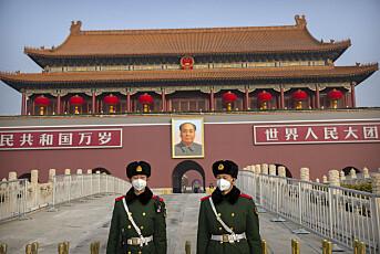 Bloomberg-journalist pågrepet i Kina