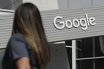 California saksøker Google