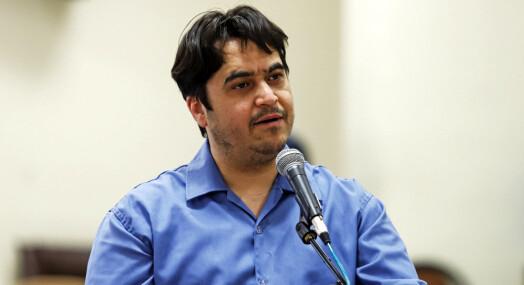 EU fordømmer Irans henrettelse av journalist