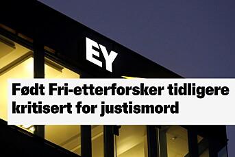 Firmaet bak Født Fri-rapport klager Nettavisen inn for PFU
