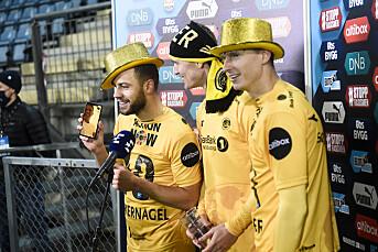 Kampen om fotballrettighetene kan ende med en prislapp på over 4 milliarder kroner
