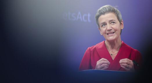 EU vil skape «orden i kaos» og temme IT-giganter