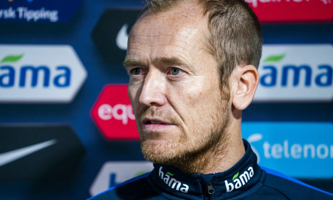 Svein Graff gir seg som fotballandslagets pressesjef