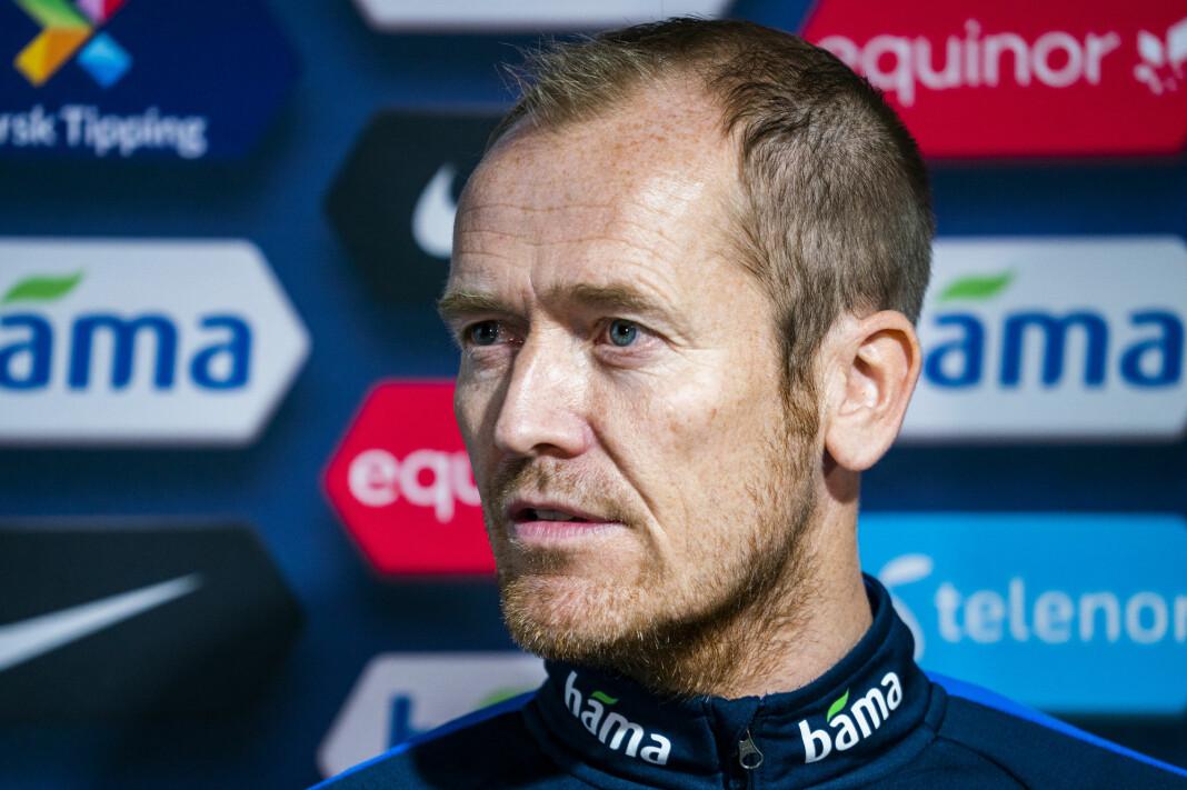 Svein Graff takker for seg som fotballherrenes pressesjef.