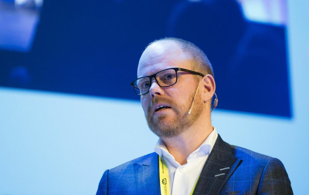 Sjefredaktør Gard Steiro i VG synes én PFU-kritikk er én for mye.