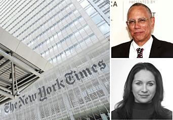 NYT innrømmer at podkast ikke holder «redaksjonell standard»