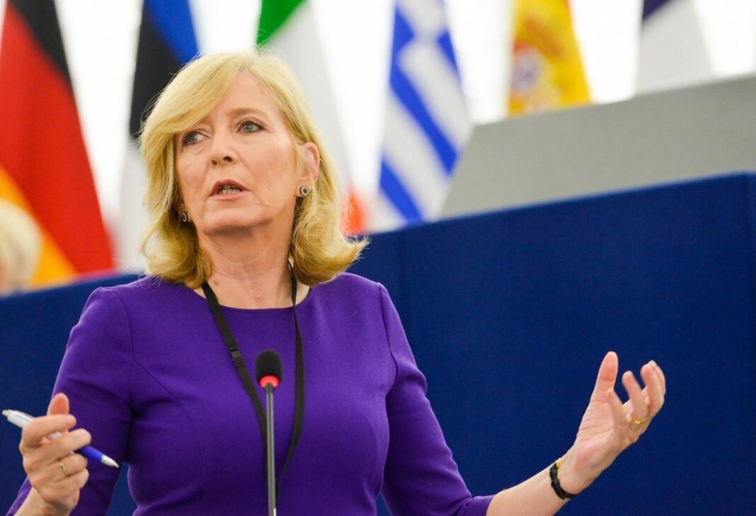 Irske Emily O'Reilly er vant til å slåss mot mektige og skjulte maktstrukturer.