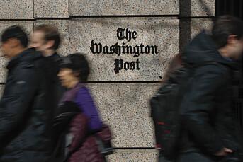 Washington Post oppbemanner