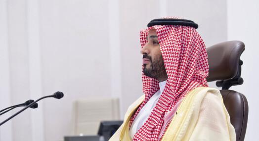 Saudi-Arabia ber Trump sikre immunitet for kronprinsen