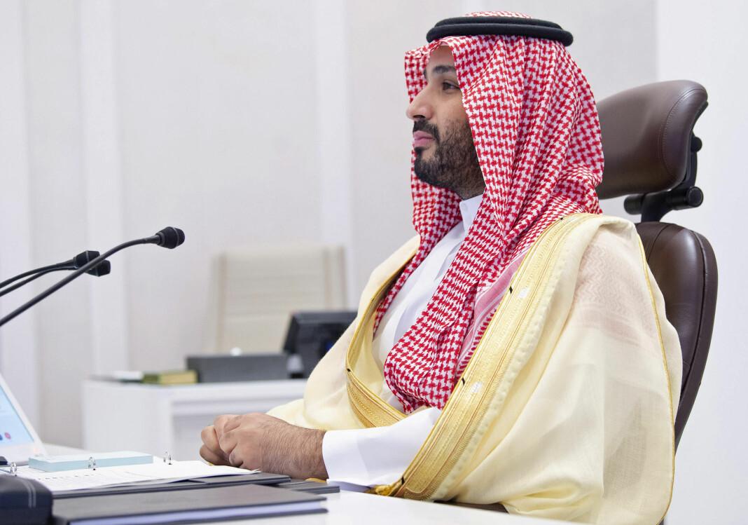 Saudi-Arabia forsøker å sikre immunitet for kronprins Mohammed bin Salman i USA, før president Donald Trump forlater Det hvite hus.