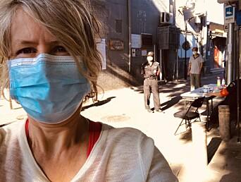 NRKs journalist i Kina: – Folk i Vesten trodde tilsynelatende ikke at viruset kom til å bite på dem