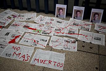 Dobling i antall journalister som ble drept i hevnangrep i år