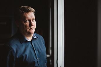 – Jeg tror man må være pågående i den politiske journalistikken for å få resultater, sier Eirik Mosveen. – Og det tror jeg nok jeg har vært