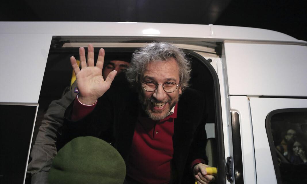 EU advarer Tyrkia etter journalist-dom