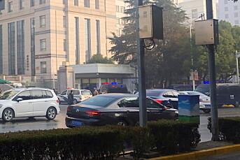 Journalist fikk fire års fengsel for å ha varslet om Wuhan-utbruddet