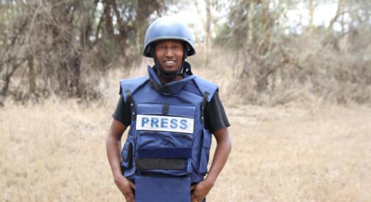 Reuters-fotograf pågrepet i Etiopia