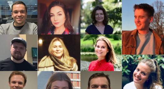Over 400 har søkt på jobb i Avisa Oslo, disse 11 er ansatt som breaking-journalister
