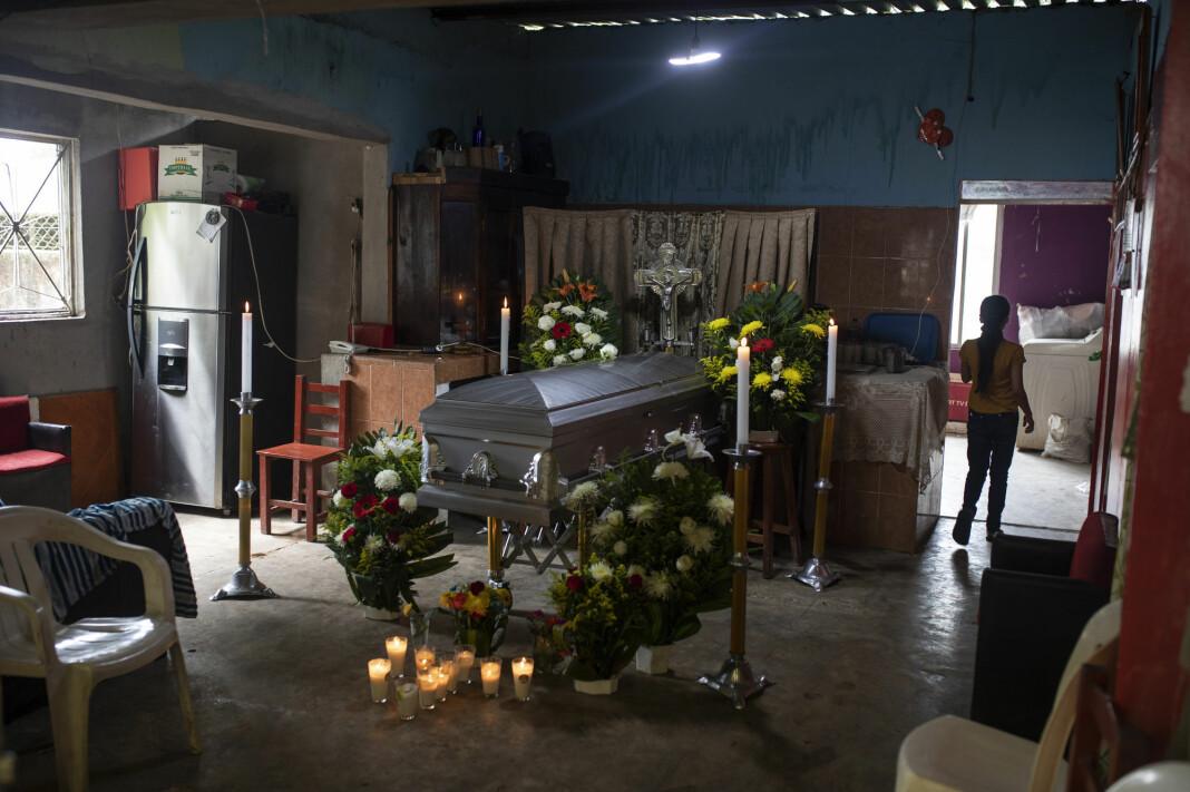 Den meksikanske journalisten Julio Valdivia ble funnet halshugget i delstaten i Veracruz i september i år.
