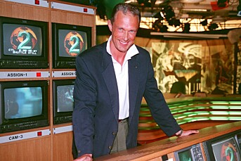 Tidligere TV 2-sjef Arne A. Jensen er død