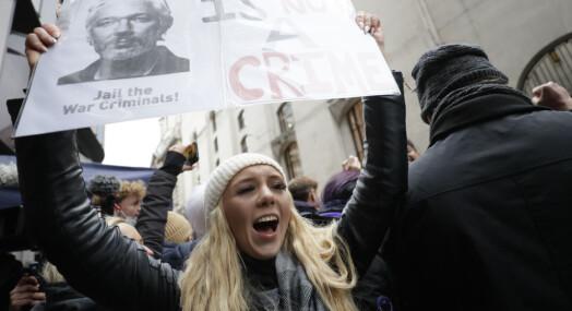 Julian Assange skal ikke utleveres til USA, fastslår britisk dommer