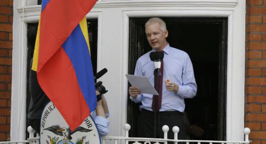 Mexico vil tilby Julian Assange politisk asyl