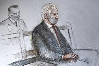 Wikileaks' medgrunnlegger fortsatt bekymret for Assange