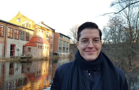 Aksel Kjær Vidnes er ny debattredaktør i forskning.no