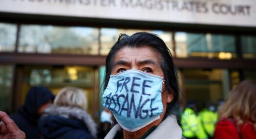 Svenske TV4 trekker melding om at Julian Assange løslates mot kausjon