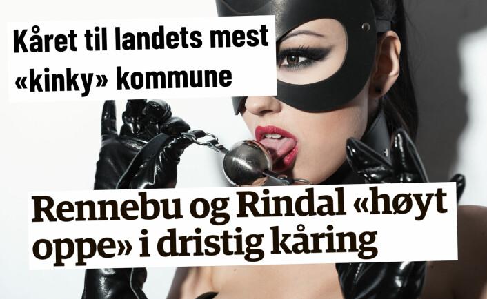 Sexbutikk skapte full tenning hos norske lokalaviser – og forvirret ordførere over hele landet