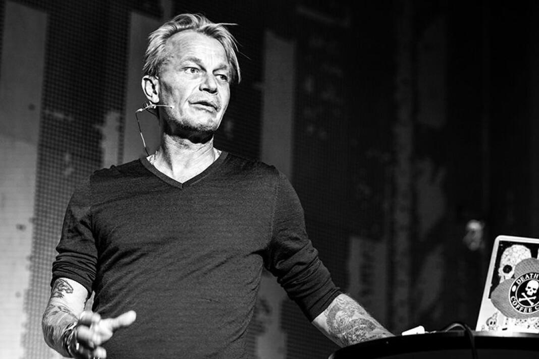 Metoo-frykt gjør at Jan Grarup nå ikke ønsker å ha kvinnelige assistenter. Foto: Hreinn Gudlaugsson / CC BY-SA 4.0