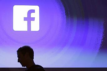 EU og Storbritannia gransker Facebook