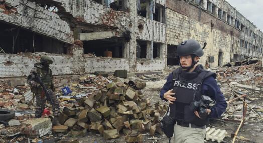Slik forbereder Kyrre Lien seg på å bli VGs Midtøsten-stringer