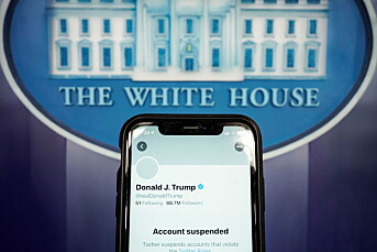 Trumps tid på Twitter er forbi