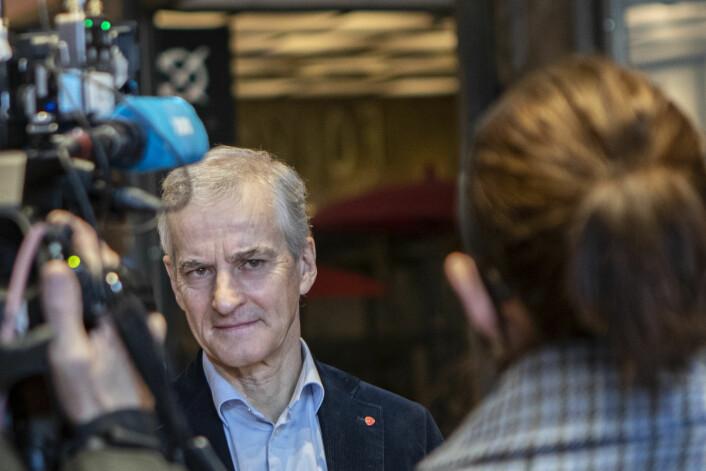 Støres nominasjon vant fredsprisen: – Symbol og representant for journalister verden over