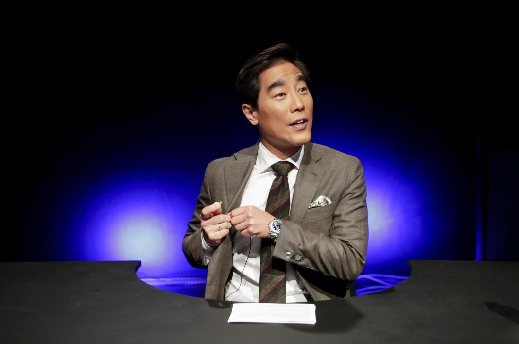 Debatten-programleder Fredrik Solvang har høstet mye kritikk etter torsdagens episode.