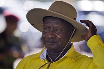 Facebook har stengt kontoer før valget i Uganda