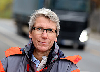 Guro Ranes, avdelingsdirektør for trafikksikkerhet i Vegvesenet.