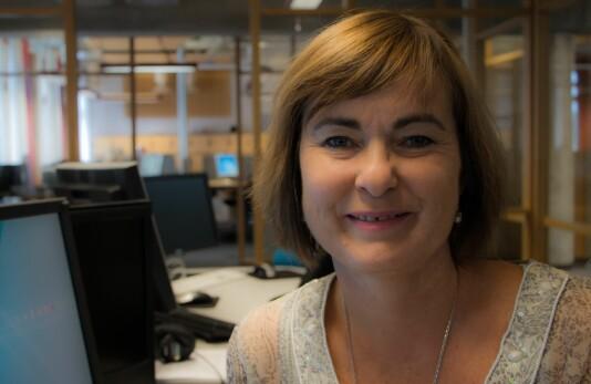 Etter 20 år slutter hun som distriktsredaktør og blir journalist igjen