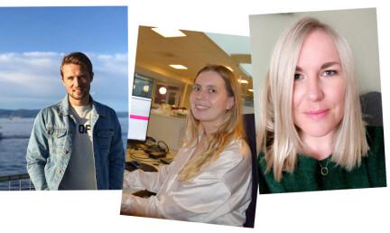 Disse tre blir Avisa Oslos nye frontsjefer